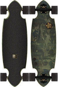 Globe Queensbury 34&quot; (86,5cm) Komplett-Longboard (camo)