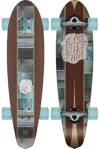"Globe Chronicle Bamboo 10"" x 35"" Cruiser (clearwater)"