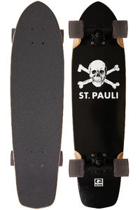 "Globe St. Pauli 32"" Cruiser (white black)"