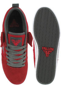 Fallen Clipper Schuh (red charcoal)