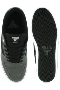 Fallen Mission Shoe (black dark grey)
