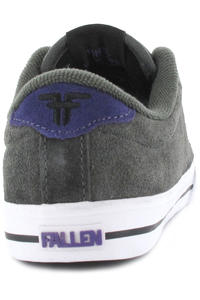 Fallen Bomber Shoe kids (charcoal dark charcoal)