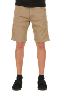 Carhartt Skill Bermuda Cortez Shorts (leather rinsed)