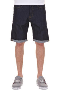 Carhartt Swell Bermuda Colfax Shorts (blue rinsed)