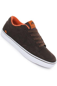 Emerica Jinx SMU Shoe (brown orange)