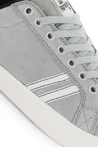 Emerica The Leo Suede Schuh (grey navy white)