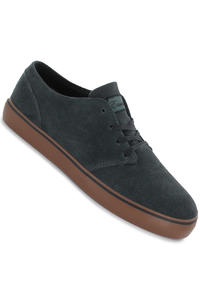 S Edward Schuh (dark grey black gum)