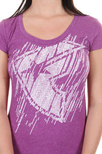 Famous Galactic T-Shirt girls (pretty purple heather)