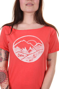 Burton Waterseal T-Shirt girls (berry)