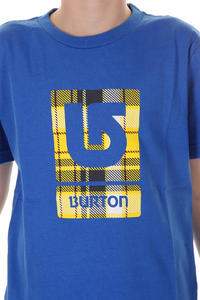 Burton Logo Fill T-Shirt kids (royal)