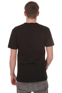 Cleptomanicx Superhelden T-Shirt (black)
