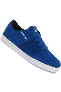 Supra Stacks Suede Shoe (royal white)