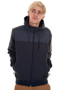 Cleptomanicx Worca Jacket (navy)