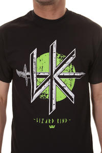 Supra Lizard King T-Shirt (black)