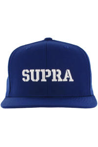 Supra Mark Starter Cap (royal)