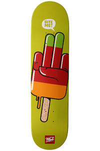 "MOB Skateboards Flashfinger 8"" Deck (green)"