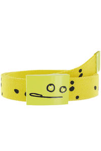 Cleptomanicx Zitrone Belt (yellow)