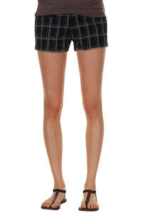Hurley Lowrider Novelty 2.5&quot; Shorts girls (black 1b)