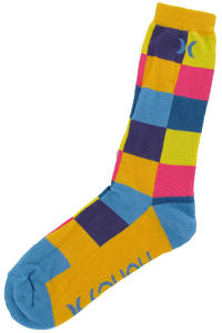 Hurley Kings Road Socks (multi)