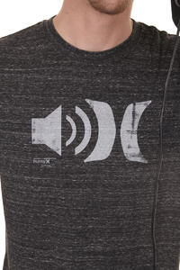 Hurley Be Heard T-Shirt (onyx)