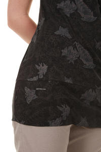 Ragwear Shortie A Top girls (black tattoo)