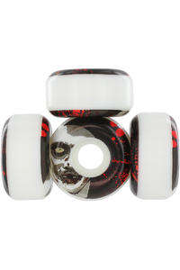 Chocolate Zombies 52mm 101a Rollen (white)