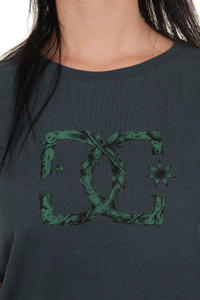 DC Wood T-Shirt girls (midnight)