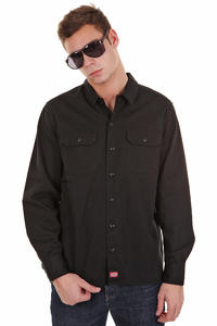 Dickies EU Solid Hemd (black)