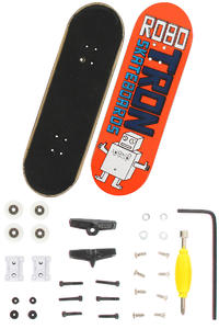 Robotron Block II Fingerboard (orange)