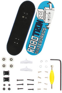 Robotron Block II Fingerboard (light blue)