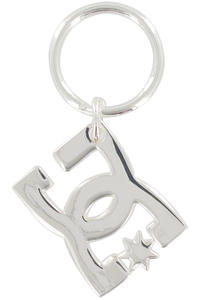 DC Star Key-Chain (silver)