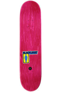 "Girl Biebel Black Lights 7.875"" Deck (black purple)"