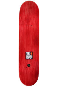 "Girl Biebel Down For Life 8"" Deck (multi)"