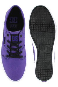 DC Bristol Canvas Shoe girls (purple white)