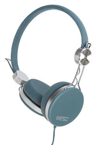 WeSC Banjo Headphones (mechanical blue)