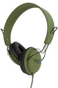 WeSC Tambourine Seasonal Headphones (cypress)