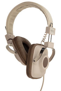 WeSC Maraca Seasonal Headphones (cement)