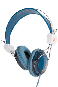 WeSC Bongo Seasonal Headphones (jazz blue)