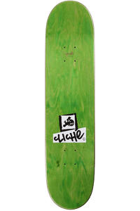 Clich Fonseca Map 7.75&quot; Deck (light blue purple)