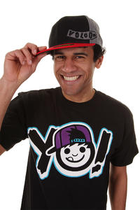 Neff YO T-Shirt (black)