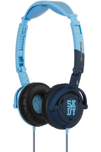 Skullcandy Lowrider Headphones (light blue navy)