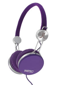 WeSC Banjo Headphones (purple passion)