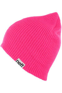 Neff Fold Beanie (magenta)