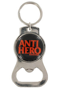 Anti Hero Basic Schlsselanhnger (black)