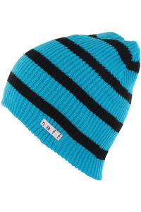 Neff Daily Stripe Beanie (cyan black)