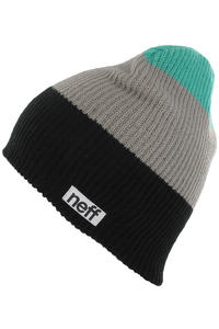 Neff Trio Beanie (black grey ceramic)
