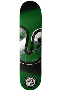 "Über Skateboards Art Class 7.5"" Deck (green)"