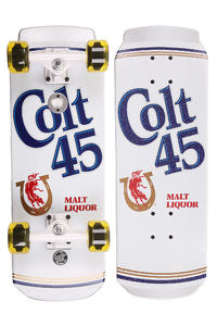 "Santa Cruz Colt 45 Tallboy 8.25"" x 24.3"" Cruiser (white)"