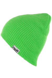 Neff Fold Beanie (slime)