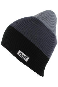 Neff Trio Mütze (black grey grey)